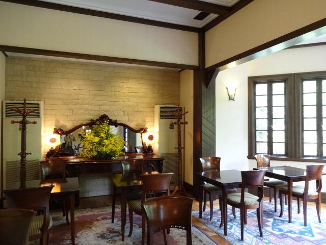 旧閑院宮別邸 1階広間