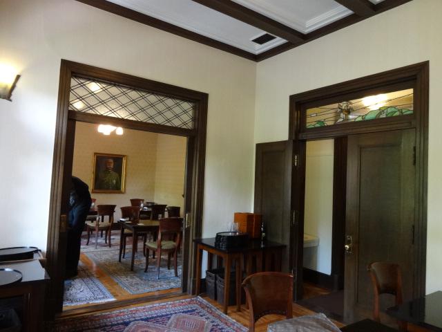 旧閑院宮別邸 1階広間反対側
