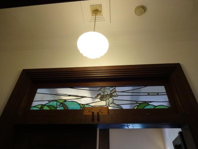 旧閑院宮別邸 1階ステンドグラス