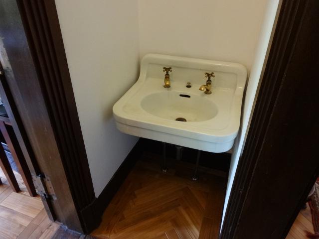 旧閑院宮別邸 洗面台