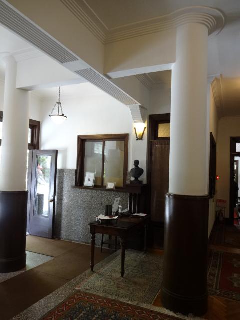 旧閑院宮別邸 1階フロア