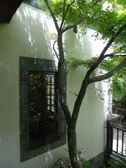 旧閑院宮別邸 外