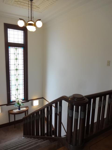 旧閑院宮別邸 階段
