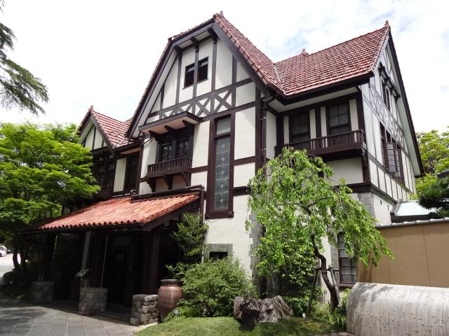 旧閑院宮別邸 外観