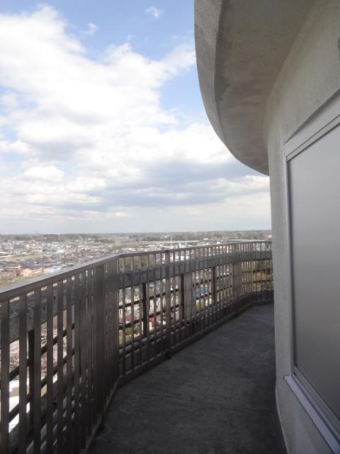 千葉高架水槽 展望台