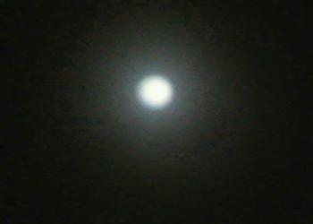 美しが原の月