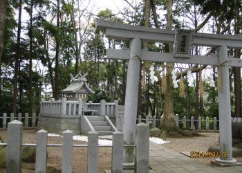 枚岡神社奥宮