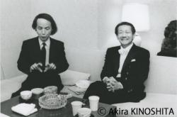Toru Takemitsu-hiroyuki iwaki by kinoshita
