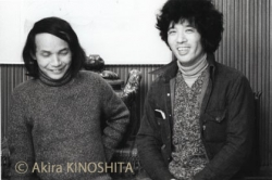Toru Takemitsu-masuo ikeda by kinoshita