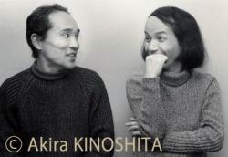 Toru Takemitsu-Shuntaro Tanigawa by kinoshtia