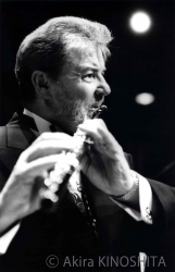 James Galway by Akira Kinoshita