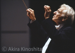 Leonard Bernstein-by akira kinoshita