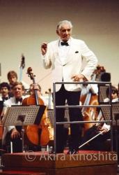 Leonard Bernstein3-by akira kinoshita