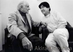 Yutaka Sado-Leonard Bernstein by akira kinoshita