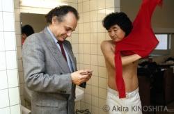 Lorin Maazel116 by akira kinoshita