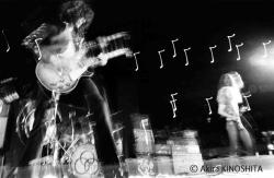 Led Zeppelin by akira kinoshita