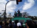 皇居乾門通り抜け(DJポリス)
