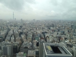マンダリン38階からの眺め