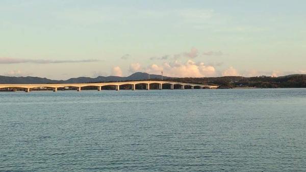 夕餉ぐれの橋