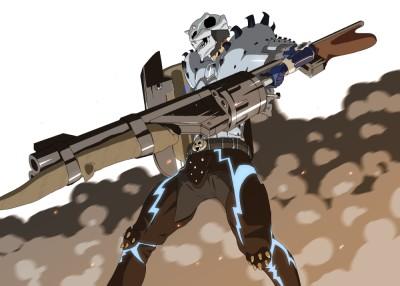 雷鬼銃槍ドラガン