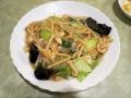 正虎の肉絲炒麺140222