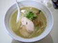 れんげの鶏白湯らーめん140426