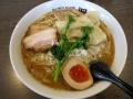 楓の焦がし桜海老の塩ワンタン麺特盛(パスワードサービス)140429