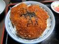 大野屋のソースかつ丼140430