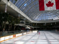Edmonton Mall Rink full