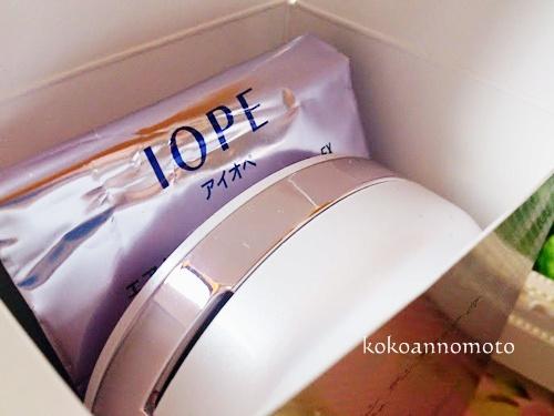 IOPE(アイオペ) エアクッション サンブロック EX