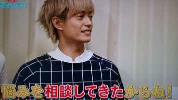20140806少クラ楽屋訪問塚濱 (10)