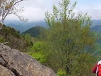 両神山 山頂からの展望