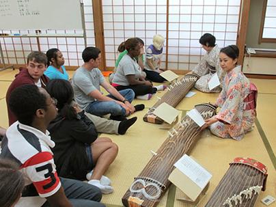日本文化体験授業