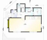 1階 平面図H邸既存