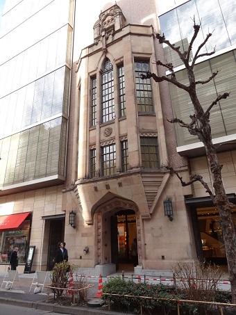 バーニーズニューヨーク銀座店1