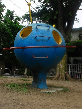 UFOみたいな土星2