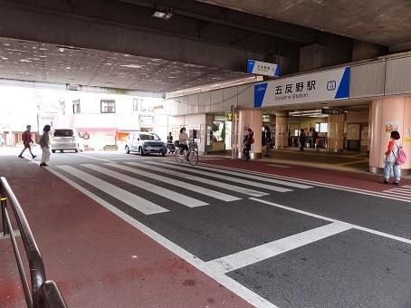 五反野駅周辺01