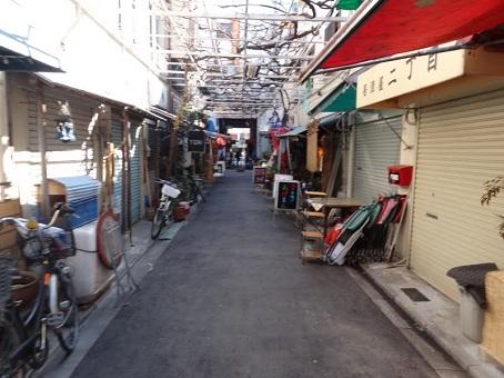 初音小路飲食店街3