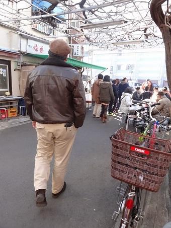 初音小路飲食店街4
