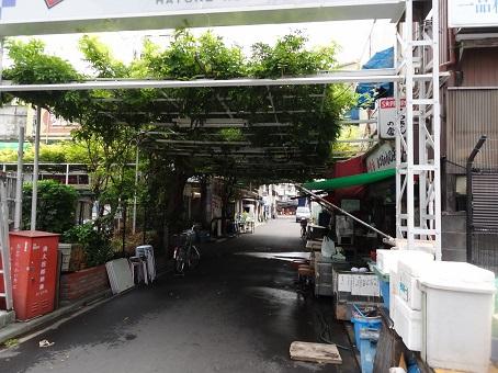 初音小路飲食店街5
