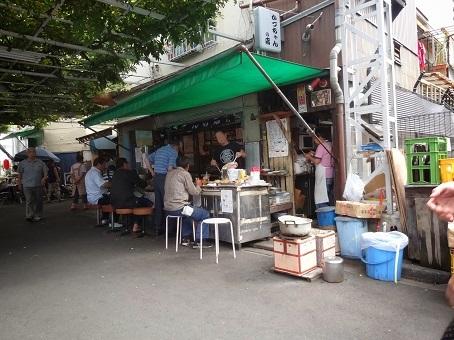 初音小路飲食店街7
