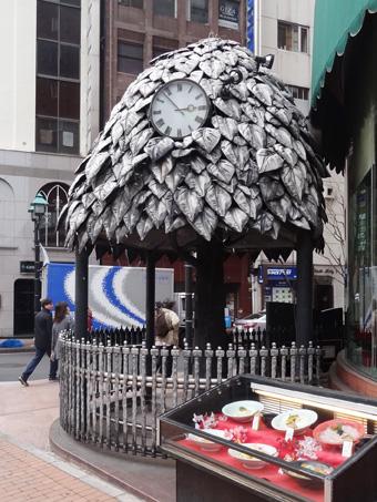 ホテルコムズ銀座・時の樹