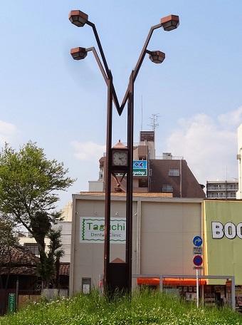 亀有駅の時計塔