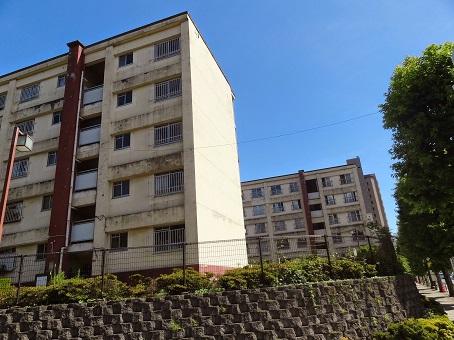霞ヶ丘アパート01