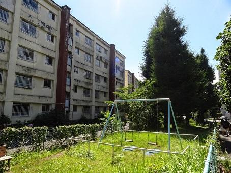 霞ヶ丘アパート04