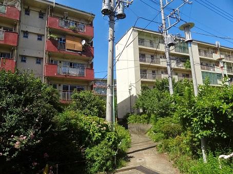 霞ヶ丘アパート08