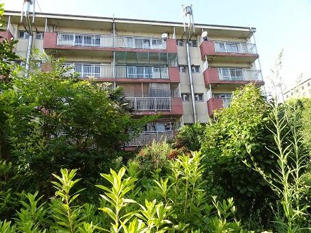 霞ヶ丘アパート09