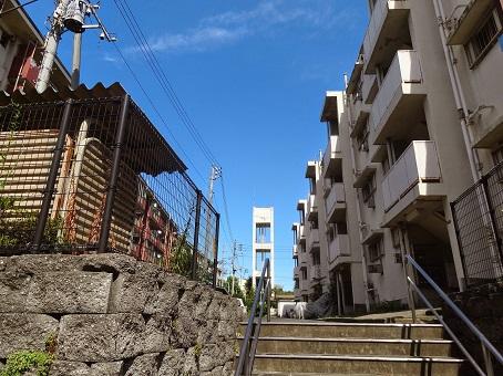 霞ヶ丘アパート21