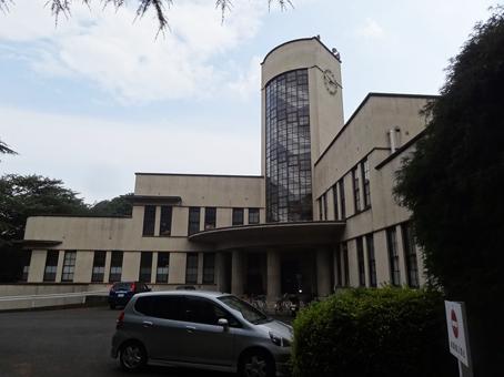 小石川植物園本館1