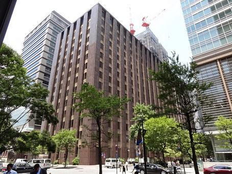 みずほコーポレート銀行ビル1